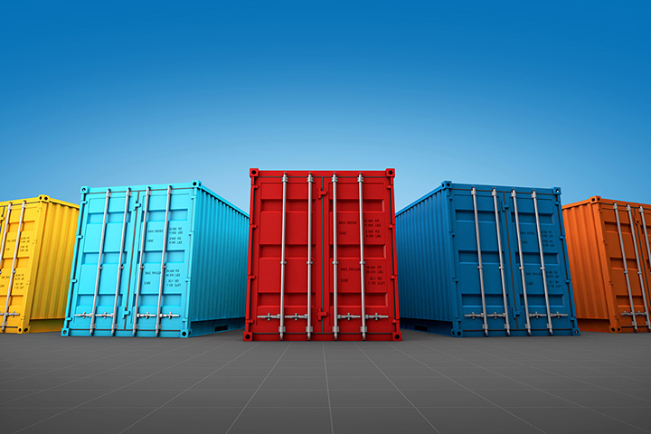 20' To 53' Containers