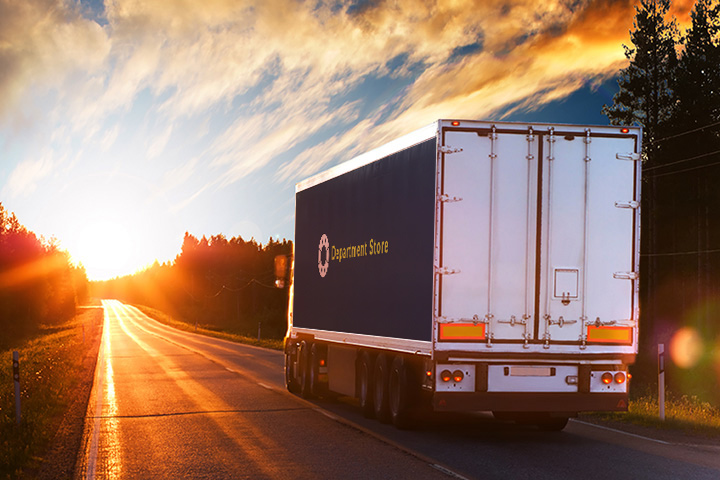lower your trucking cost per mile by improving shipping operation