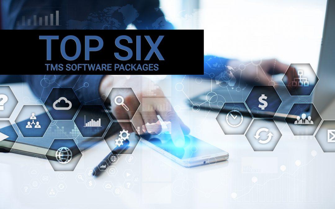 6 Best Transportation Management System (TMS) Software Packages