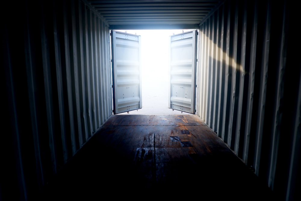 Global Shipping Container Shortage Shutting Down American Exports